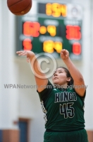 Gallery: Girls Basketball Muckleshoot Tribal School @ Concordia Christian Ac